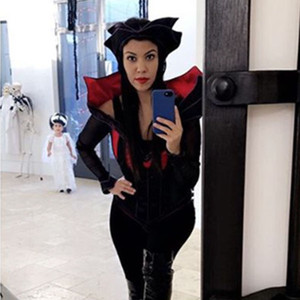 Kourtney Kardashian, Halloween Dinner
